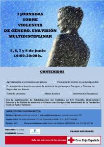 Cartel jornadas violencia genero 17