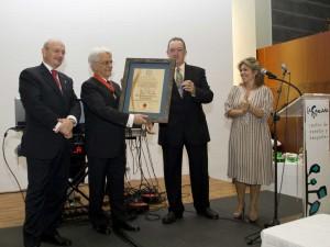 Homenaje al Dr. D. Antonio Sierra López