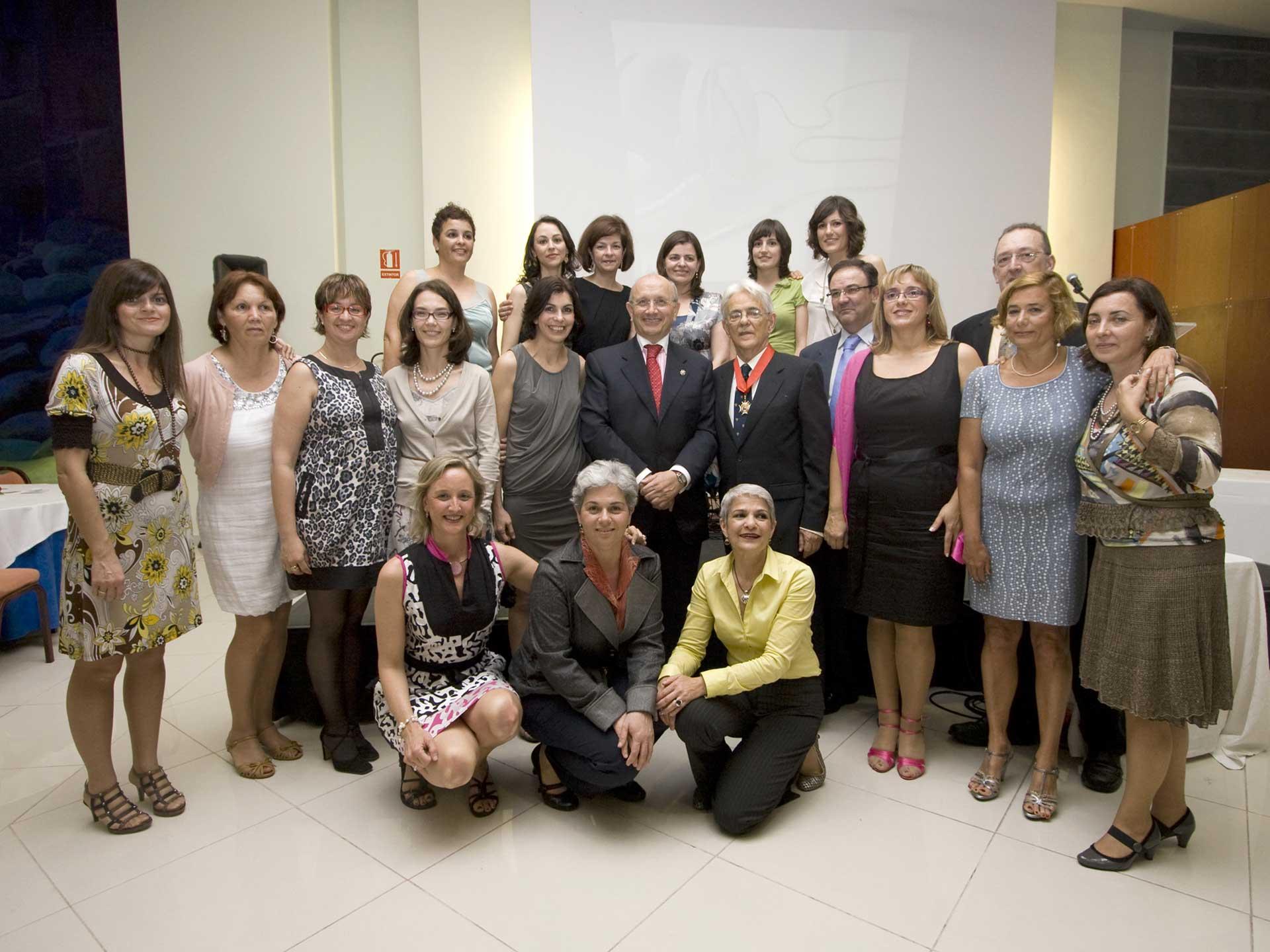 Conferencia de Don  Máximo González Jurado Presidente del Consejo General de Enfermería