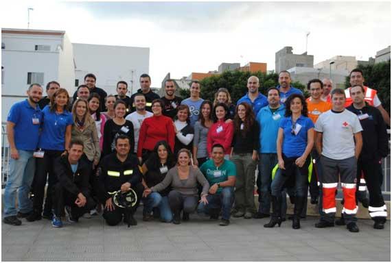 Foto curso de AITA noviembre de 2011
